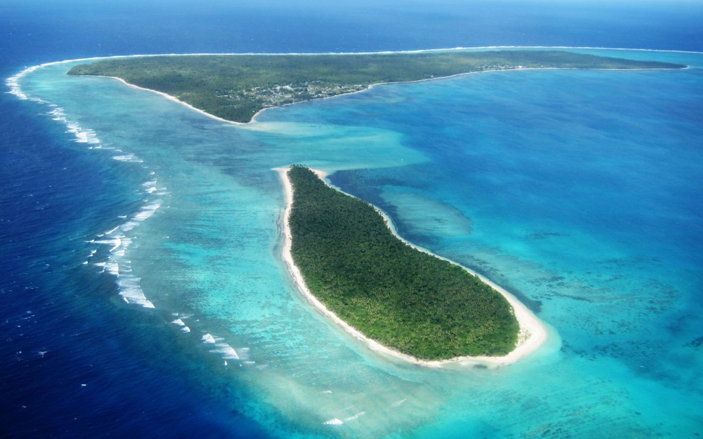 Islands of Ha'apai Group, Tonga